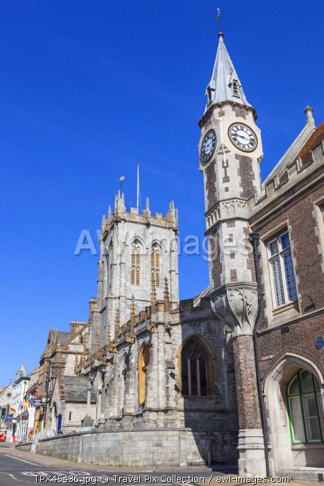 England, Dorset, Dorchester, High Street
