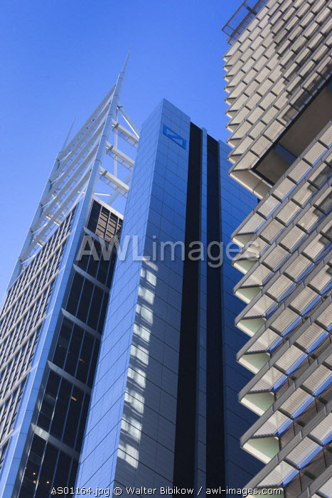 Australia, New South Wales, NSW, Sydney, CBD, Central Business District, high-rise buildings,