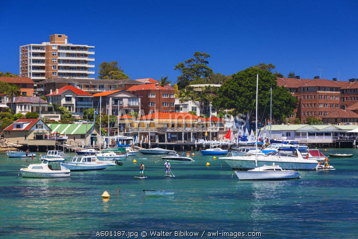 Australia, New South Wales, NSW, Sydney, Manly, Manly Cove