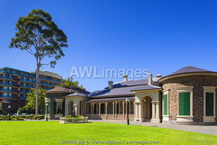Australia, South Australia, Adelaide, Ayers House, North Terrace, built 1876