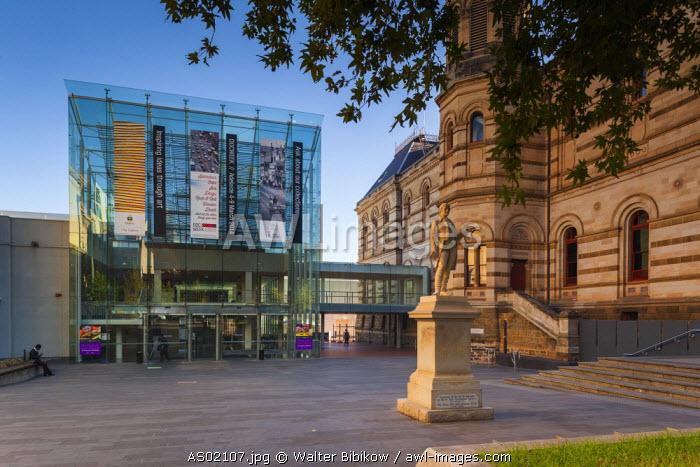 Australia, South Australia, Adelaide, South Australia Museum