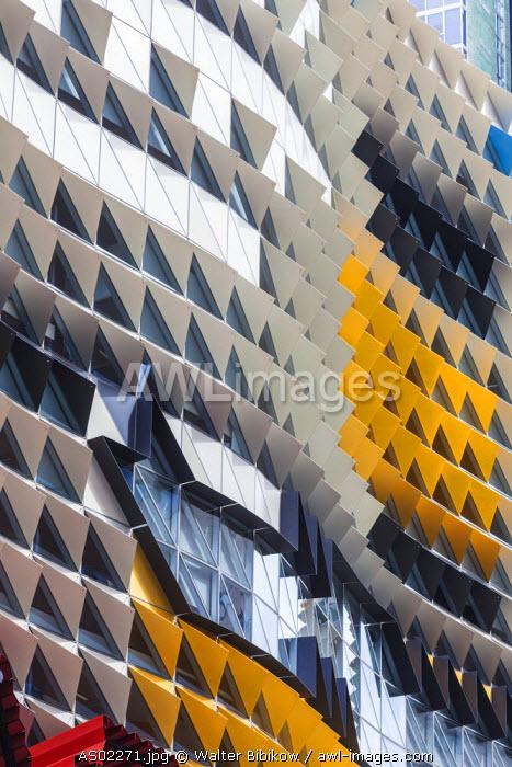 Australia, Victoria, VIC, Melbourne, RMIT University, Swanston Academic Building, exterior