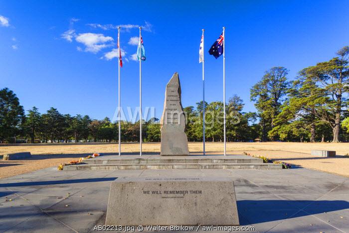 Australia, Victoria, VIC, Ballarat, Ex-Prisoner of War Memorial