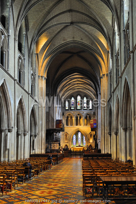 Ireland, Dublin, St Patrick's Cathedral