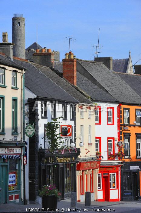 Ireland, County Kilkenny, Kilkenny