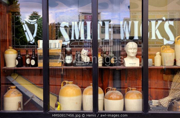 Ireland, County Kilkenny, Kilkenny, The Pumphouse pub