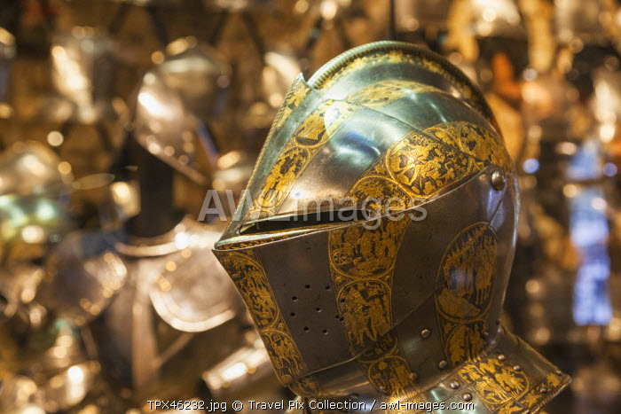 England, London, Tower of London, The White Tower, Suit of Armour made for Henry Prince of Wales dated 1607
