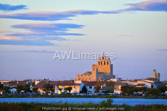 Saintes Maries de la Mer, Camargue, Languedoc- Roussillion, France, Europe