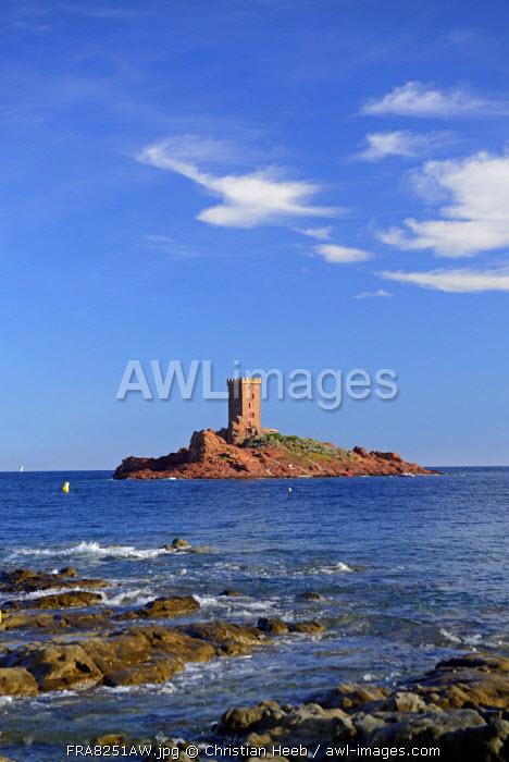 Ile d'Or, At Port de Poussai, St.Raphael, Provence Alpes Cote d'Azur, France, Europe