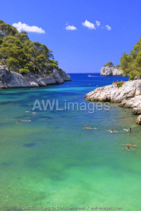 Calanque, Cassis, Provence Alpes Cote d'Azur, Provence, France, Europe