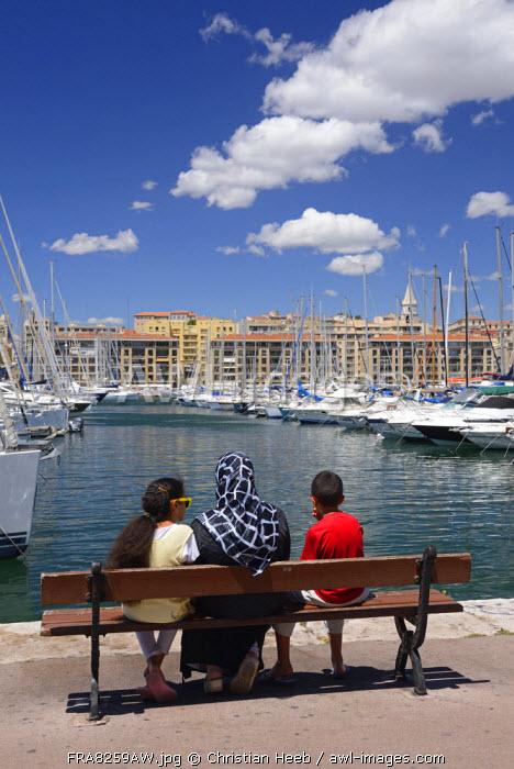 Marseille, Provence Alpes Cote d'Azur, Provence, France, Europe