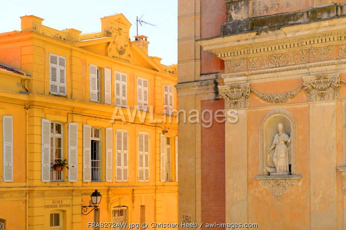Menton, Cote D'azur, France, Europe
