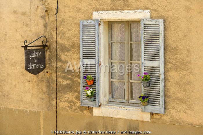 Bonnieux, Vaucluse department, Provence Alpes Cote d'Azur, France, Europe