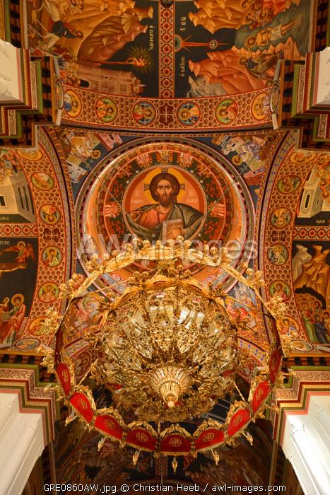 Cathedral of Saint Minas, Heraklion, Crete, Greece, Europe