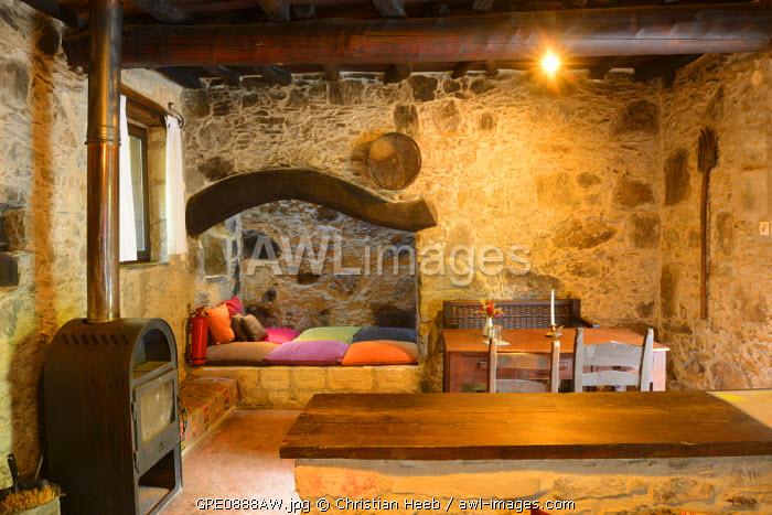 Milia Traditional Village, Crete, Greece, Europe