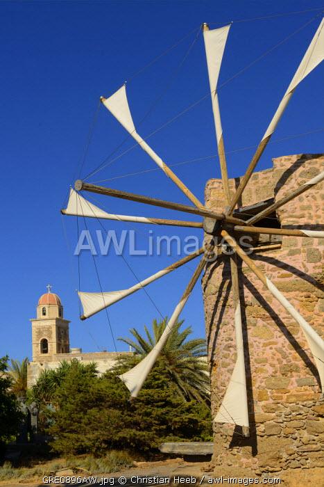 Monastery Toplou, Crete, Greece, Europe