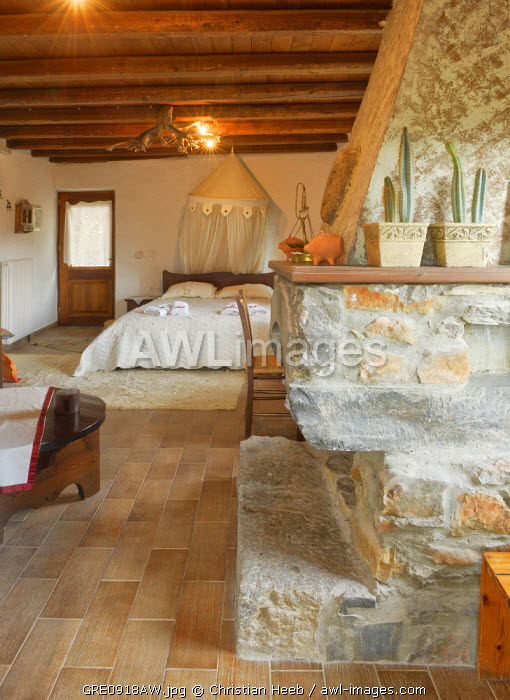 Hotel Resataurant Vilaeti, Agios Konstantinos, Lassithi Plateau, Crete, Greece, Europe