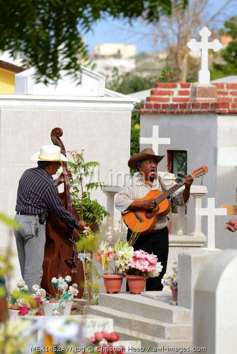 Day of the Dead celebrations La Paz, Baja California Sur, Mexico