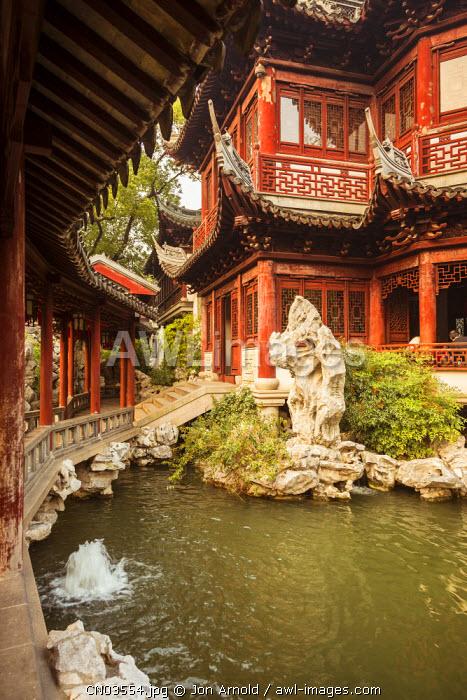 YuYuan Gardens, Old Town, Shanghai, China