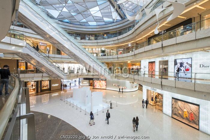 IFC Shopping Mall, Lujiazui, Pudong, Shanghai, China