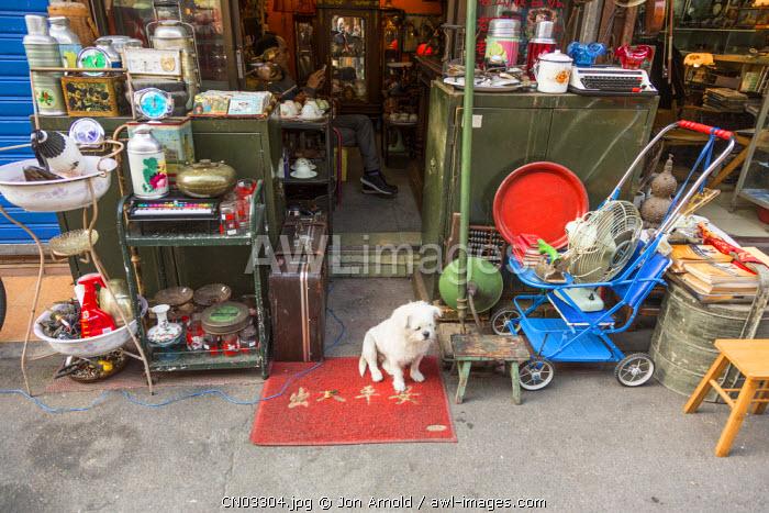 Dongtai Road Antiques Market, Shanghai, China