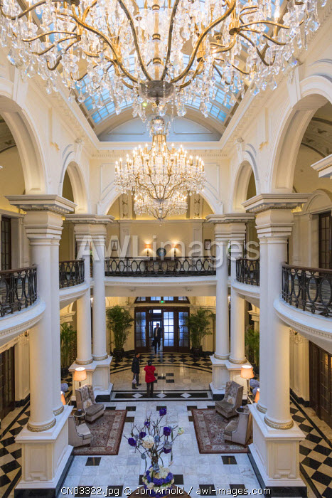 Waldorf Astoria Hotel, The Bund, Shanghai, China