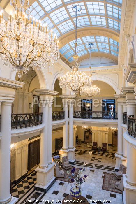 Waldorf Astoria Hotel, The Bund, Shanghai, China
