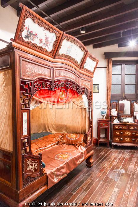 Shikumen Open House Museum, Xintiandi, Shanghai, China