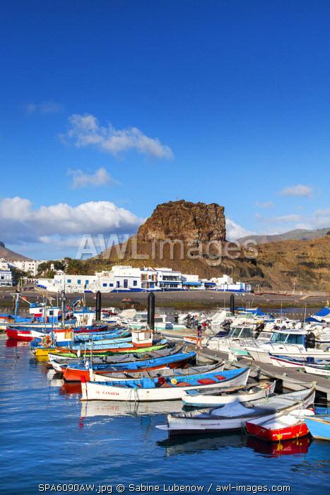 Marina, Puerto de las Nieves, Gran Canaria, Canary Islands, Spain