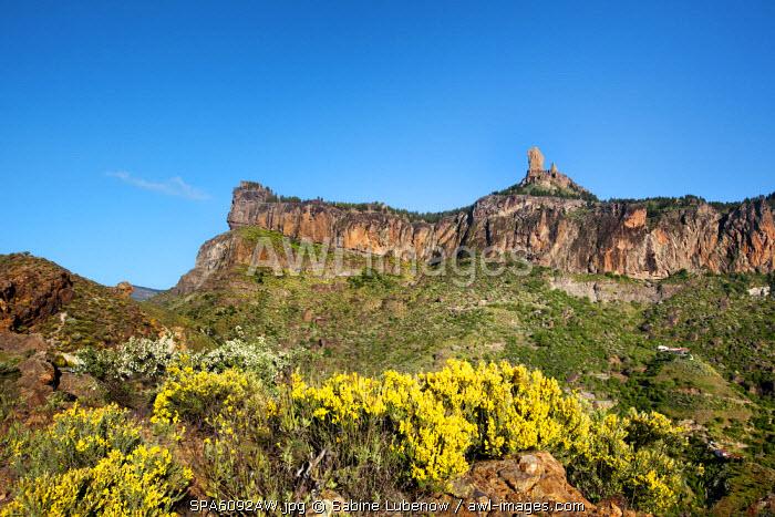 Roque Nublo, Gran Canaria, Canary Islands, Spain