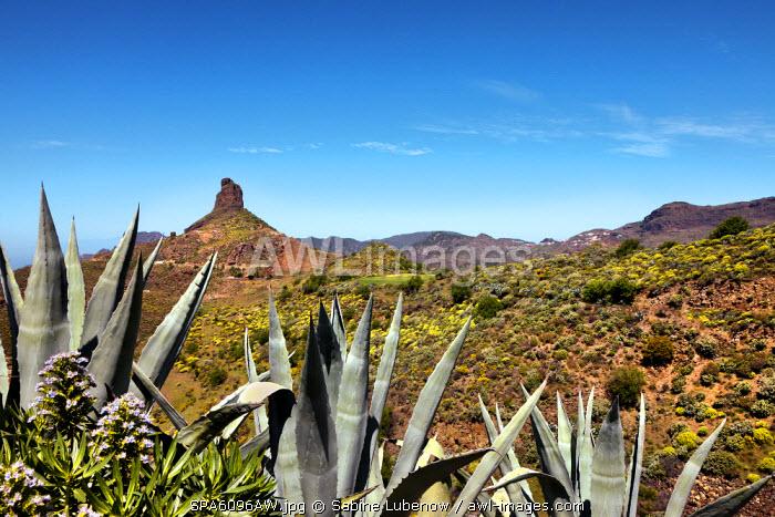 Roque Bentayga, Gran Canaria, Canary Islands, Spain