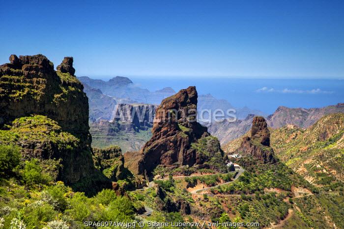 Mountains, Gran Canaria, Canary Islands, Spain