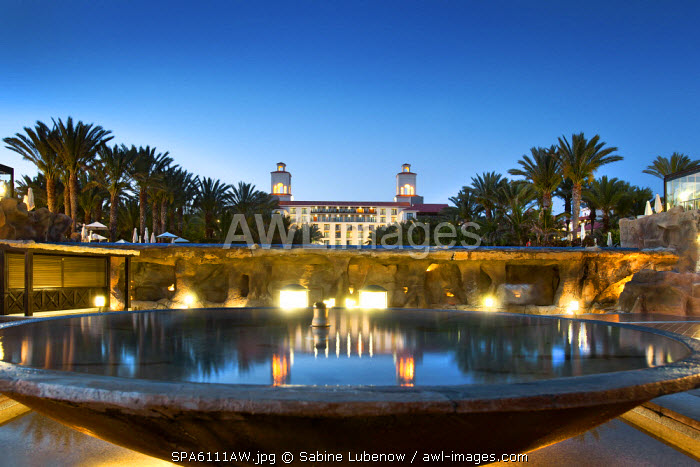 Grand Hotel Costa Melonares, Maspalomas, Gran Canaria, Canary Islands, Spain