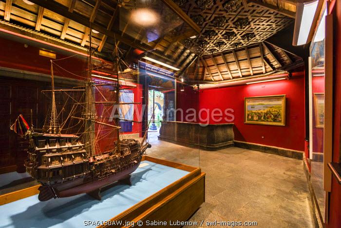 Columbus museum, Casa de Colon, old town, Vegueta, Las Palmas, Gran Canaria, Canary Islands, Spain