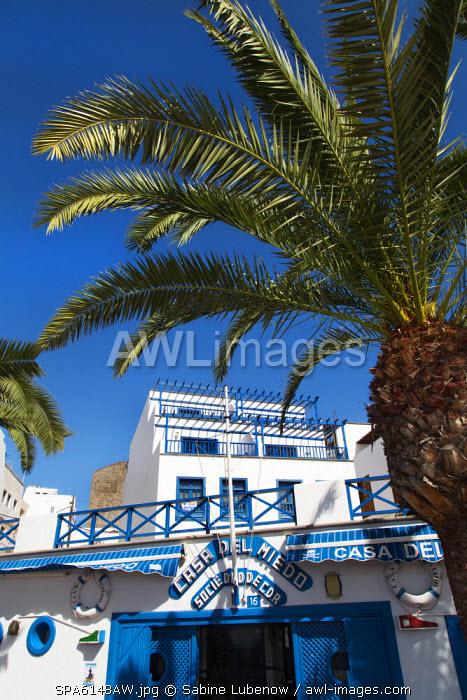 Bar Casa de Miedo, Charco de San Gines, Arrecife, Lanzarote, Canary Islands, Spain