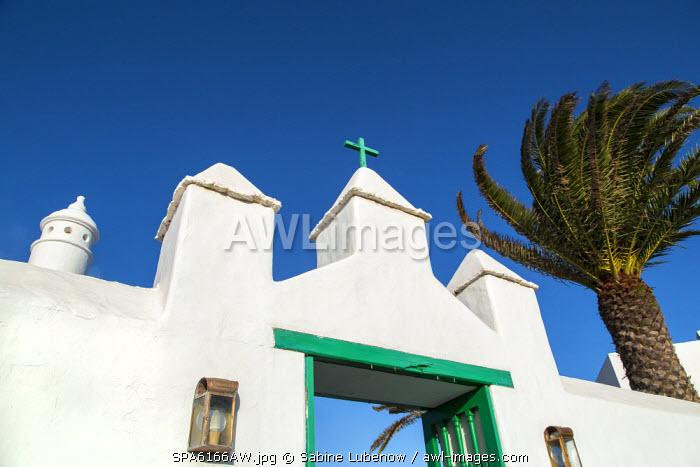 Entrance, Museo del Campesino, Monumento al Campesino, Lanzarote, Canary Islands, Spain