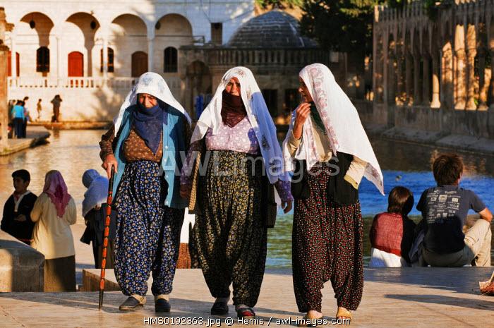 Turkey, Eastern Anatolia, Sanliurfa, Golbasi district