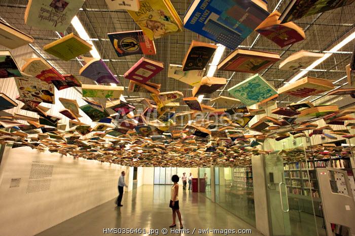 Turkey, Istanbul, Beyoglu, Karakoy District, the Modern Art Museum
