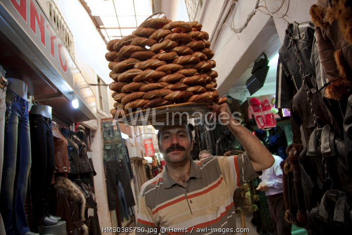 Turkey, Istanbul, historical centre listed as World Heritage by UNESCO, Sultanahmet District, the Grand Bazaar