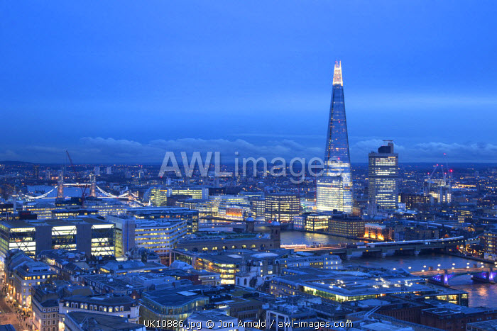 The Shard, London, England