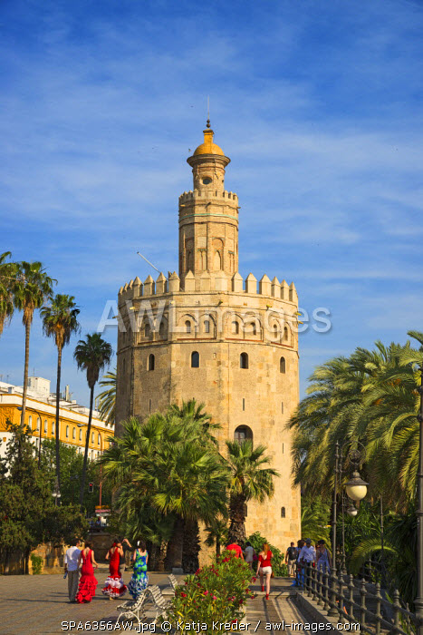 Torre del Orso, Seville, Andalusia, Spain