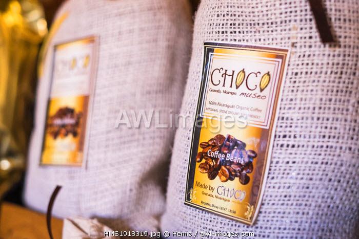 Nicaragua, Granada department, Granada, ChocoMuseo, the museum of cocoa and chocolate