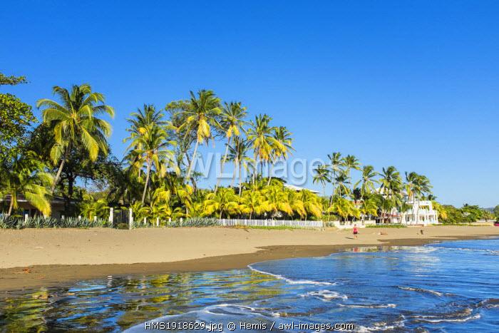 Nicaragua, Rivas department, San Juan del Sur, searesort on the Pacific coast
