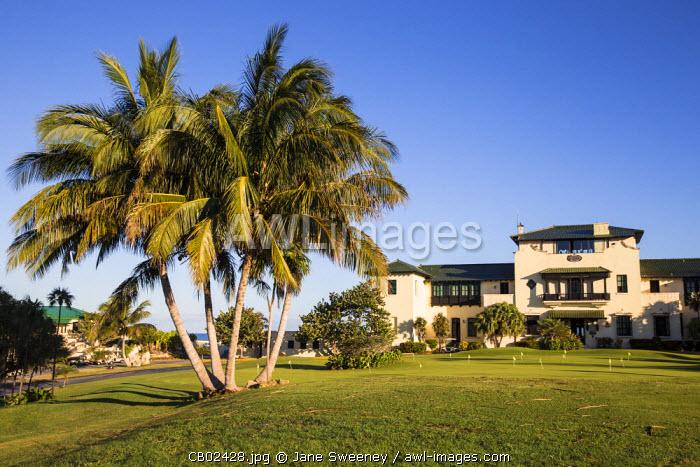 Cuba, Varadero, Xanadu mansion at Varadero Golf Club