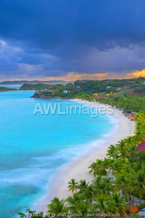 Caribbean, Antigua, Galley Bay, Galley Bay Beach