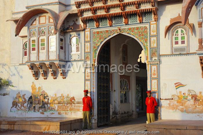 India, Rajasthan State, Rohet, Rohet Garh Hotel