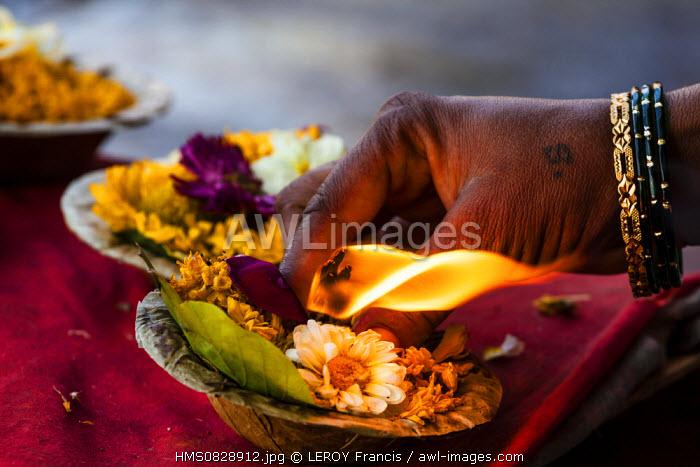 India, Maharashtra state, Nashik, offerings
