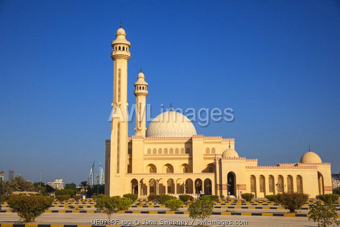 Bahrain, Manama, Juffair, Al Fateh Mosque - The Grand Mosque