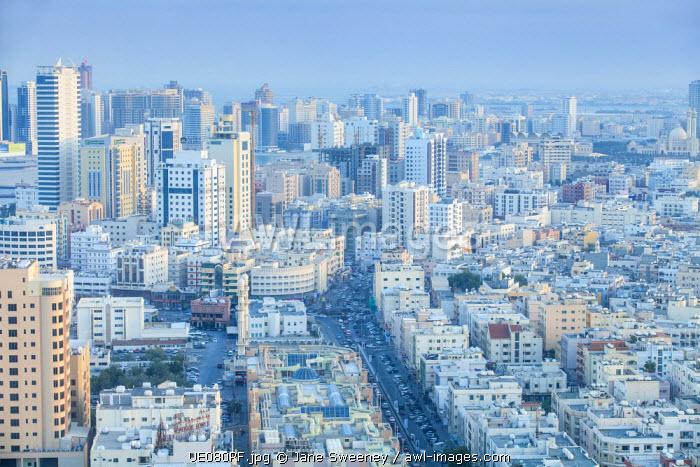 Bahrain, Manama, View of Al Hoora
