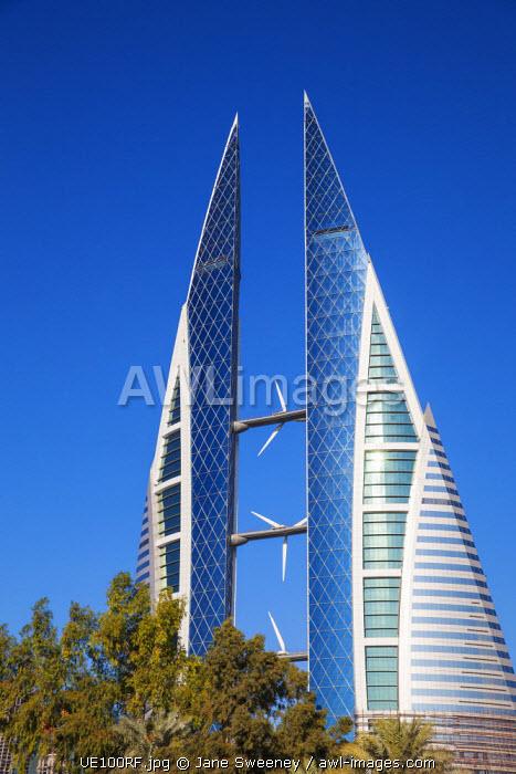 Bahrain, Manama, Bahrain World Trade Center